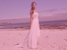 Образ невесты в греческом стиле